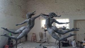 Hurricane Girls - in progress
